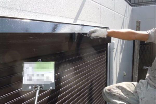 東大阪市 外壁塗装 付帯部塗装