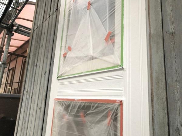 大阪府東大阪市 N様邸 屋根塗装・外壁塗装・付帯部塗装 木部塗装 造膜塗料とは (15)