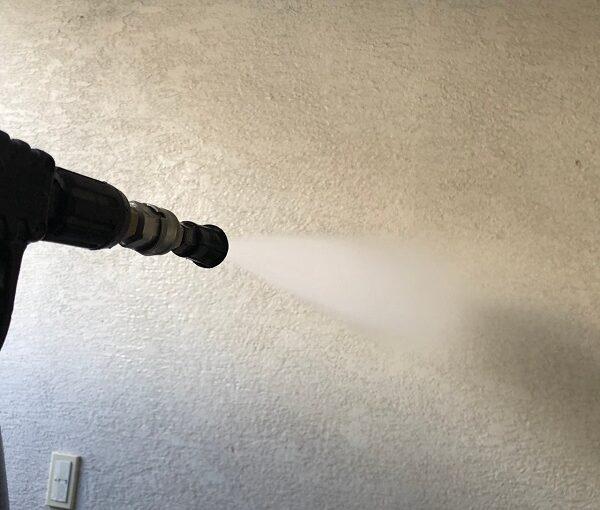 大阪府東大阪市 N様邸 屋根塗装・外壁塗装・付帯部塗装 下地処理 高圧洗浄 (1)