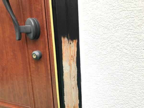 大阪府東大阪市 N様邸 屋根塗装・外壁塗装・付帯部塗装 木部塗装 造膜塗料とは (11)