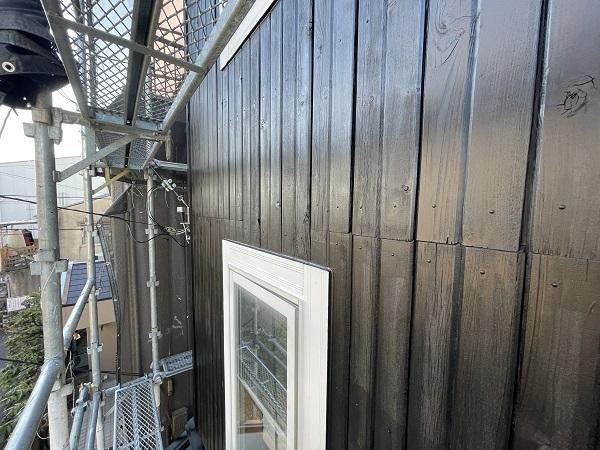 大阪府東大阪市 N様邸 屋根塗装・外壁塗装・付帯部塗装 木部塗装 造膜塗料とは (7)