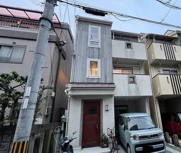 大阪府東大阪市 N様邸 屋根塗装・外壁塗装・付帯部塗装 無料現場調査① 外壁、木部の劣化 (6)
