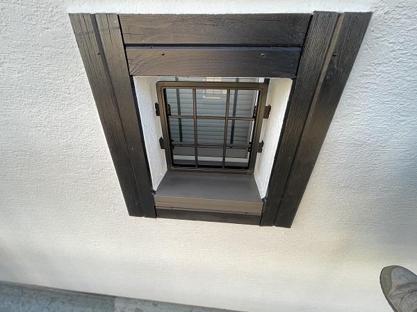 大阪府東大阪市 N様邸 屋根塗装・外壁塗装・付帯部塗装 木部塗装 造膜塗料とは (5)