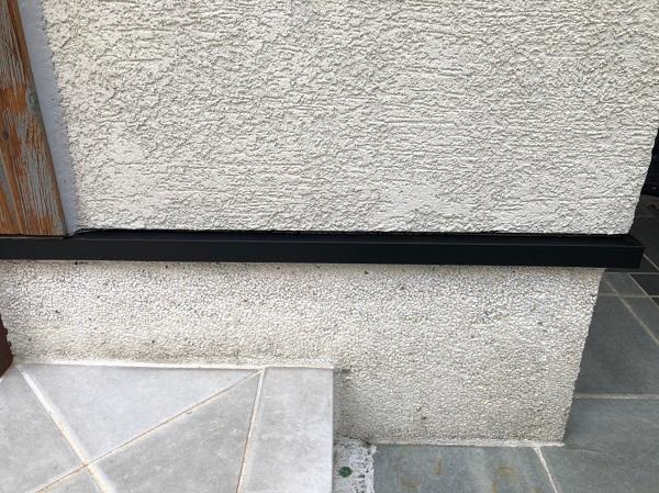 大阪府東大阪市 N様邸 屋根塗装・外壁塗装・付帯部塗装 水切り、雨樋塗装 (6)