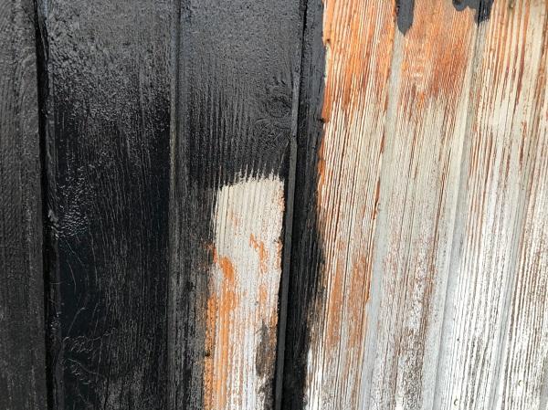 大阪府東大阪市 N様邸 屋根塗装・外壁塗装・付帯部塗装 木部塗装 造膜塗料とは (10)