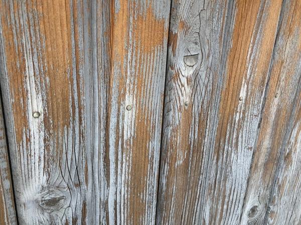 大阪府東大阪市 N様邸 屋根塗装・外壁塗装・付帯部塗装 無料現場調査① 外壁、木部の劣化 (2)