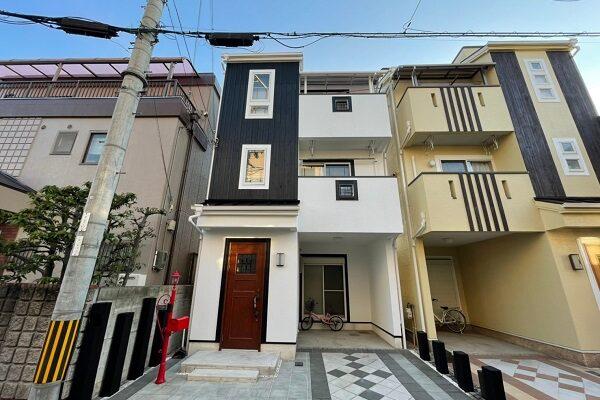 大阪府東大阪市 N様邸 屋根塗装・外壁塗装・付帯部塗装 (2)