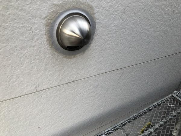 大阪府東大阪市 N様邸 屋根塗装・外壁塗装・付帯部塗装 シーリング工事① サイディングボードの継ぎ目 工程 (4)