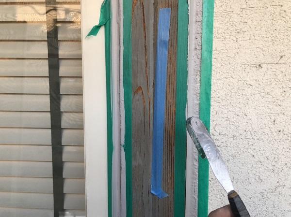 大阪府東大阪市 N様邸 屋根塗装・外壁塗装・付帯部塗装 シーリング工事 はきだし窓 オートンイクシード (6)