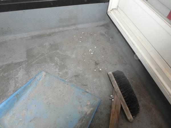 大阪府東大阪市 N様邸 屋根塗装・外壁塗装・付帯部塗装 ベランダ防水工事 FRP工法 (9)