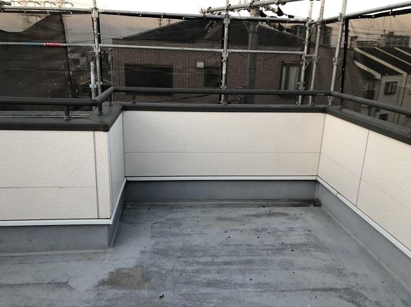 大阪府東大阪市 N様邸 屋根塗装・外壁塗装・付帯部塗装 シーリング工事 はきだし窓 オートンイクシード (11)