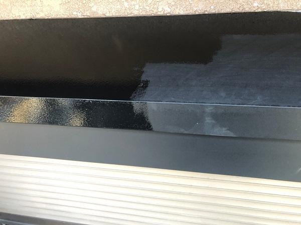大阪府東大阪市 屋根塗装・外壁塗装 付帯部塗装 庇 (7)