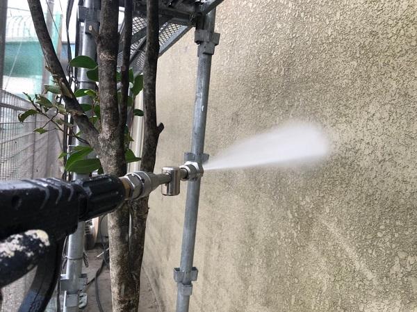 大阪府東大阪市 屋根塗装・外壁塗装 高圧洗浄 手抜き業者にご注意ください