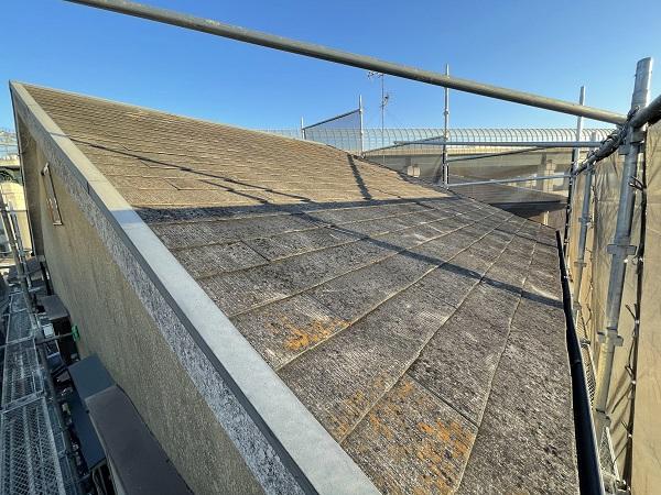 大阪府東大阪市 屋根カバー工法・外壁塗装・付帯部塗装 屋根カバー工法とは ガルバリウム鋼板 (2)