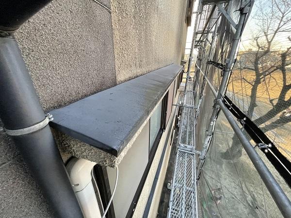大阪府東大阪市 屋根塗装・外壁塗装 付帯部 ケレン作業とは (4)