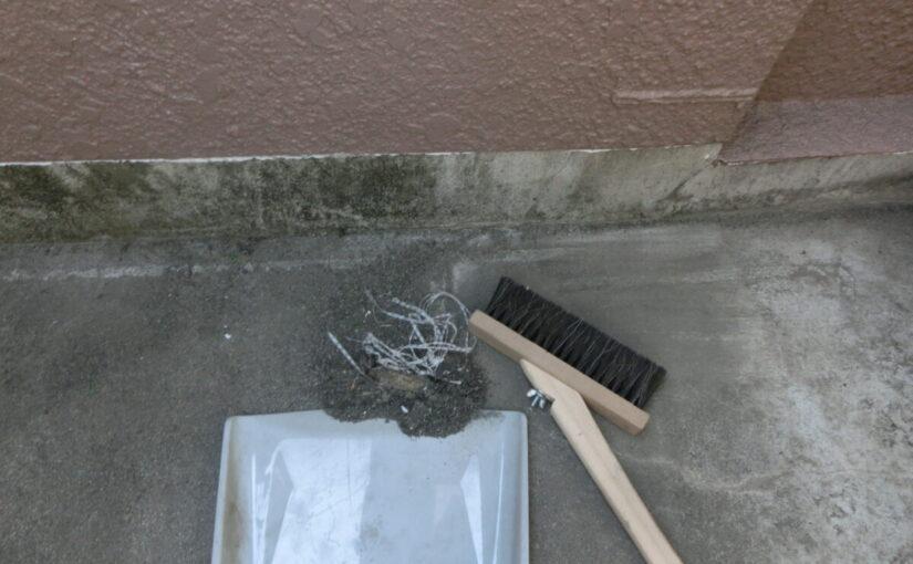 大阪府東大阪市 屋根カバー工法・外壁塗装・付帯部塗装 ベランダ防水工事 (3)