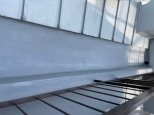 トタン屋根 トップコート